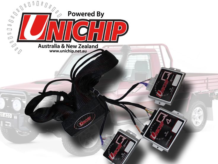 PPTOY200.3/70/15 Suitable for 70 Series Single Turbo V8 - D4D - Unichip, plug and play, Unichip Q4 more then a chip, a complete E.C.U (Engine control Unit) for your Late model turbo diesel.