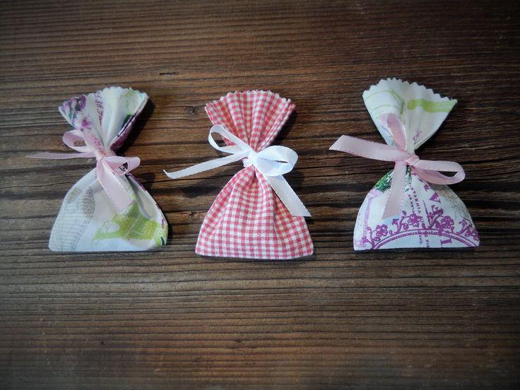 DIY: Lavendel-Duftsäckchen selber nähen #DIY #Lavendel #selbermachen #nähen