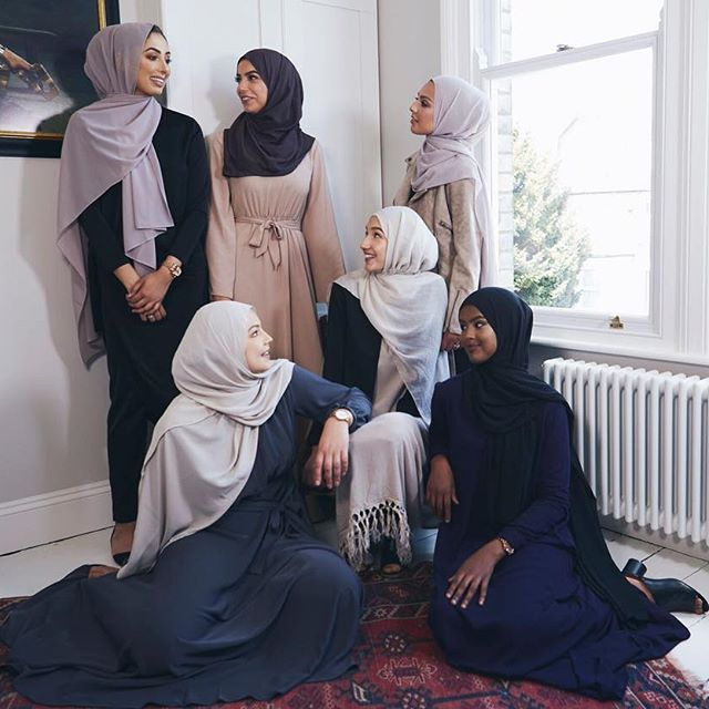 Best Places In The World To Live As A Muslim: 25+ Best Ideas About Muslim Women Fashion On Pinterest
