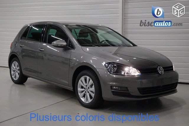 Volkswagen Golf VII 1.6 TDI 110 BLUEMOTION