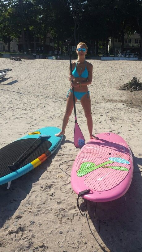 Used Focus SUP'S for Sale Call (716) 479-9336 Pink Sold still have Blue