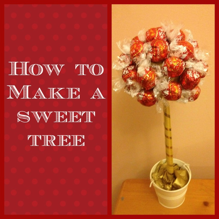 Craft How To Make A Sweet Tree