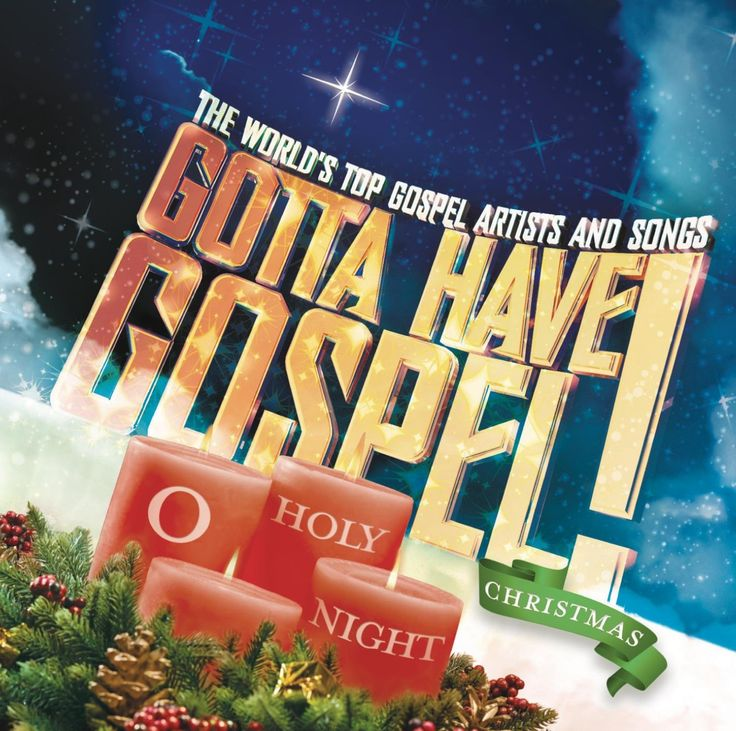8 best Gospel Christmas images on Pinterest | Gospel music ...