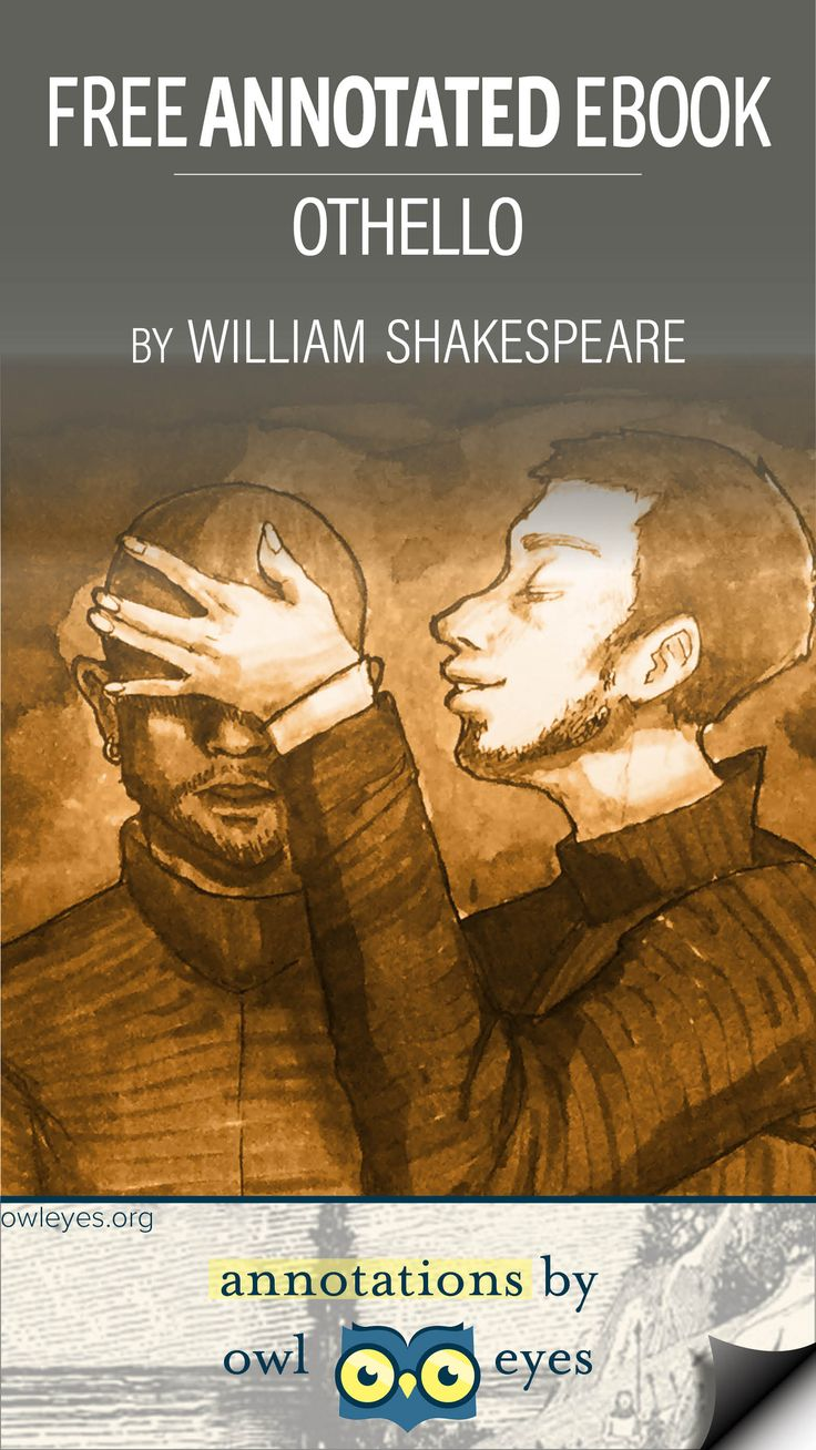 an analysis of act 5 of othello by william shakespeare Othello act 5 scene 1 william shakespeare othello william shakespeare 1 othello othello act 5 scene 2.