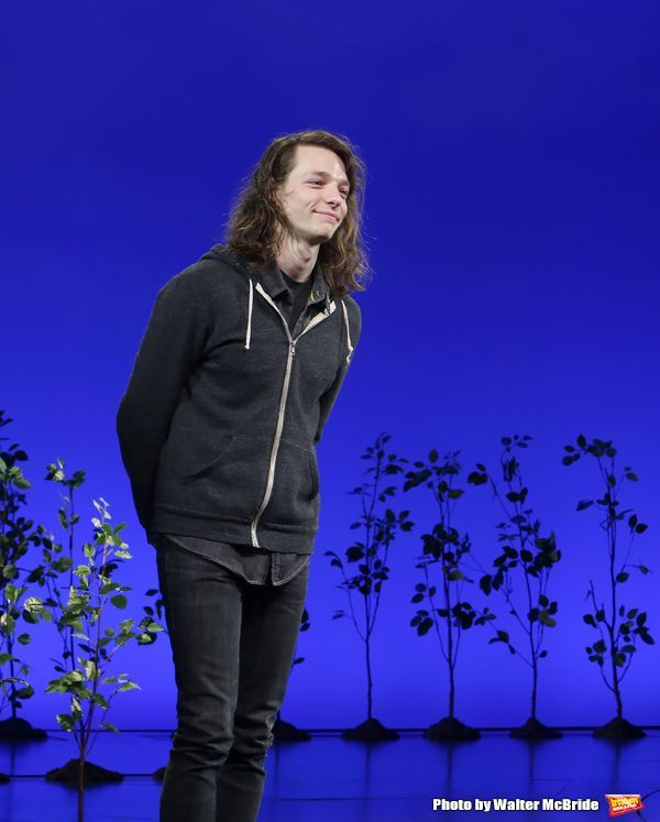 mike faist as connor | Photo Coverage: DEAR EVAN HANSEN Takes Opening Night Broadway Bows!