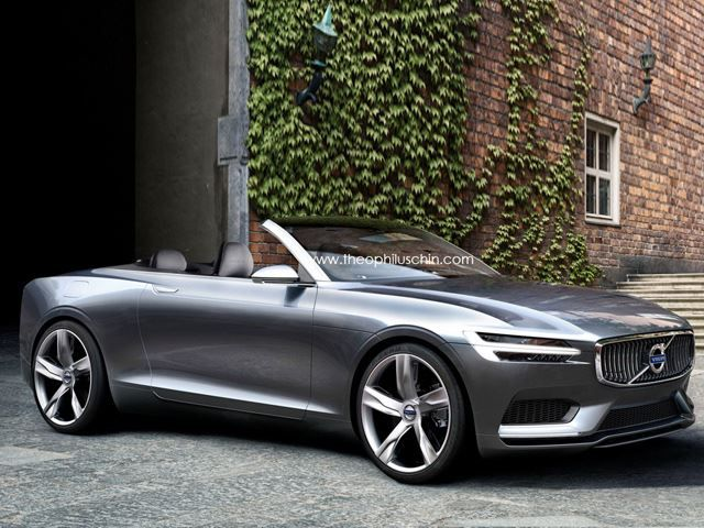 2018 Volvo C70 Convertible Successor Make it a convertible hard top (as they…