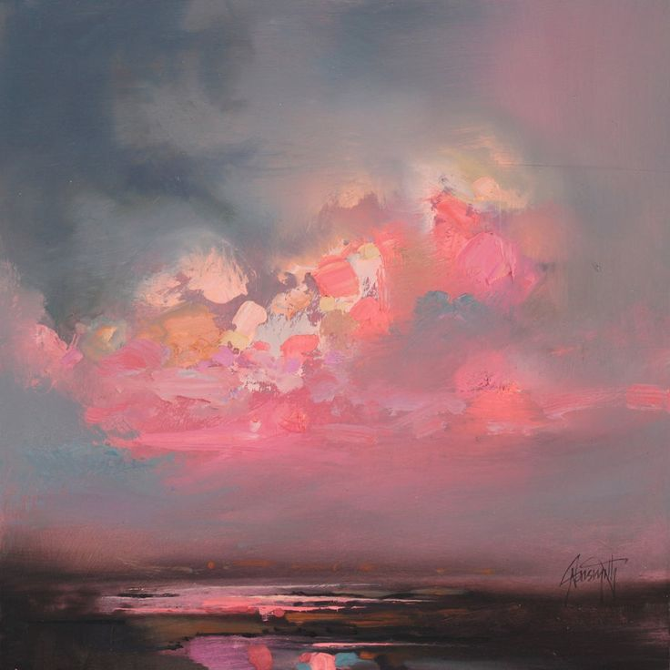 Cumulus Consonance Study 1 by Scott Naismith