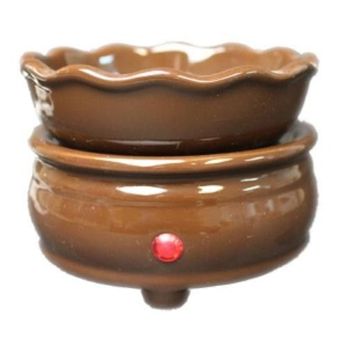 2 in 1 Ceramic Candle and Wax Tart Warmer