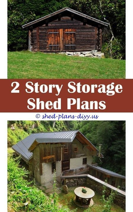 Shed Made From Pallets Plans