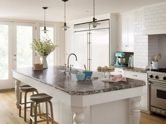 48 best Kueche images on Pinterest | Islands, Kitchen ideas and Kitchens