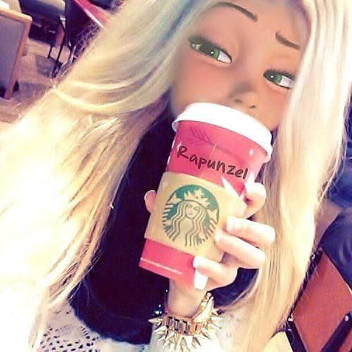 Her name is Shelly but she goes by shell. 19 yrs old. She loves her friends and drinking Starbucks. Her parents abandoned her when she was 2. ADOPTED.