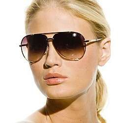 Marc Jacobs Aviator Sunglasses - and don't for get the shades!