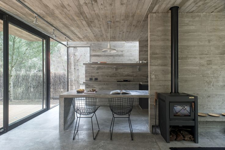 Gallery of H3 House / Luciano Kruk - 8