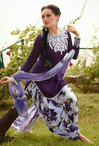 punjabi suits 2014 | Punjabi Suits Collection 2014-2015 | Designer Cultural Dresses of ...