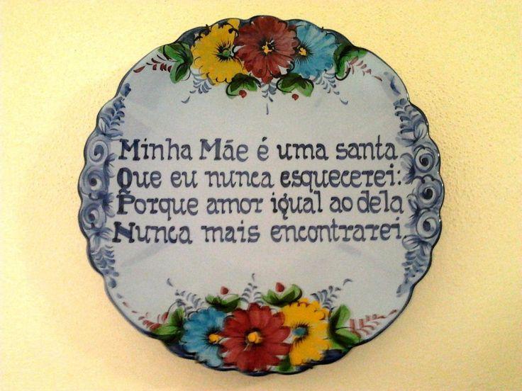 Os azulejos portugueses com quadras verdadeiras :) | Minho em Festa