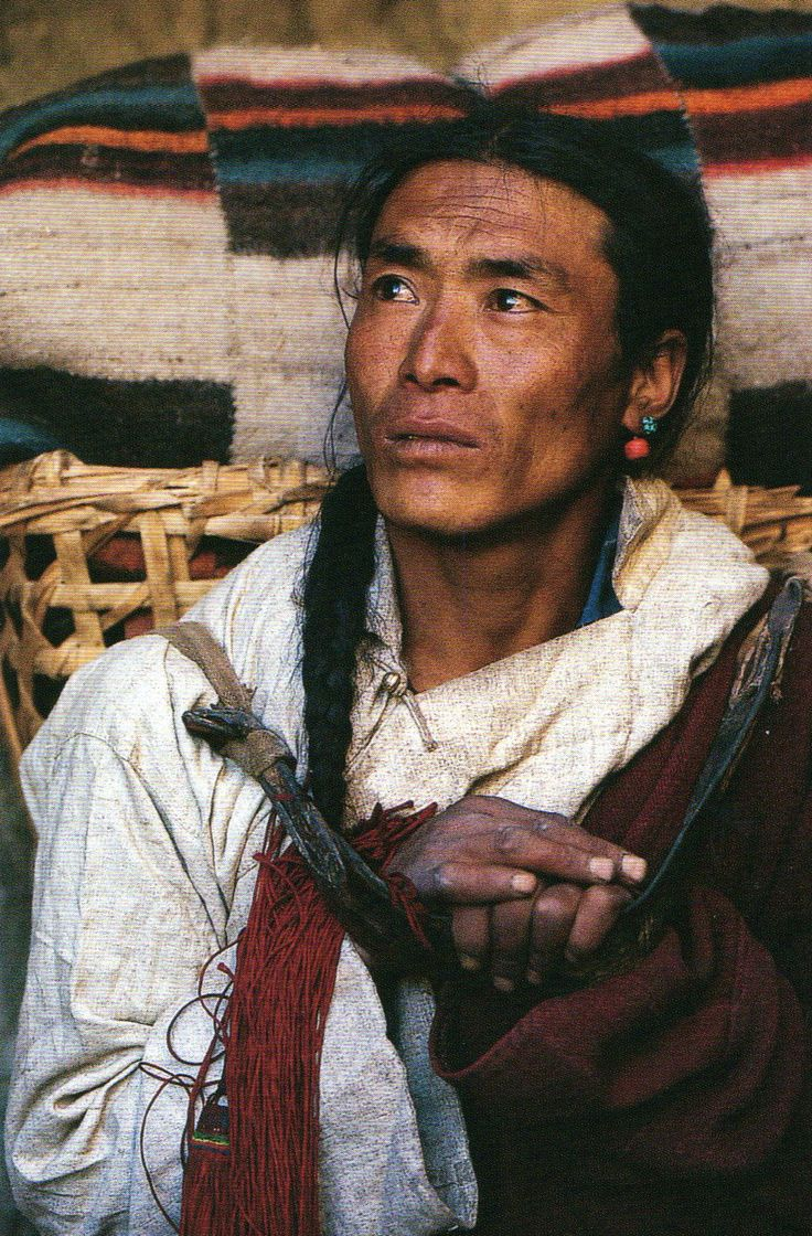 les porteurs tibétains entre force et douceur