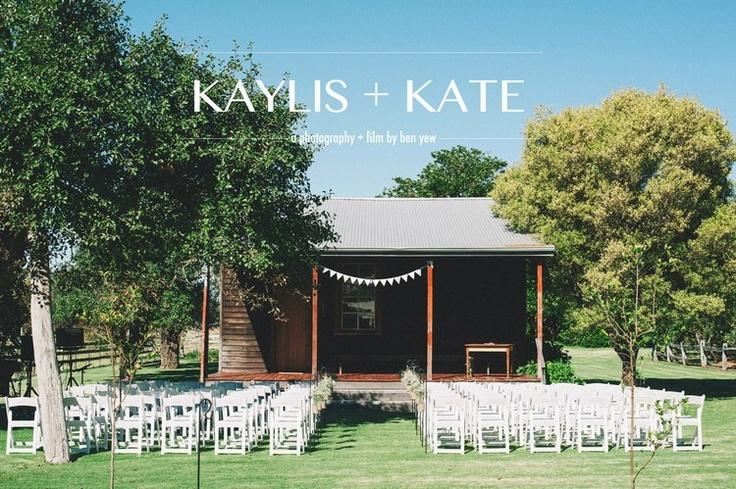 Alverstoke barn wedding