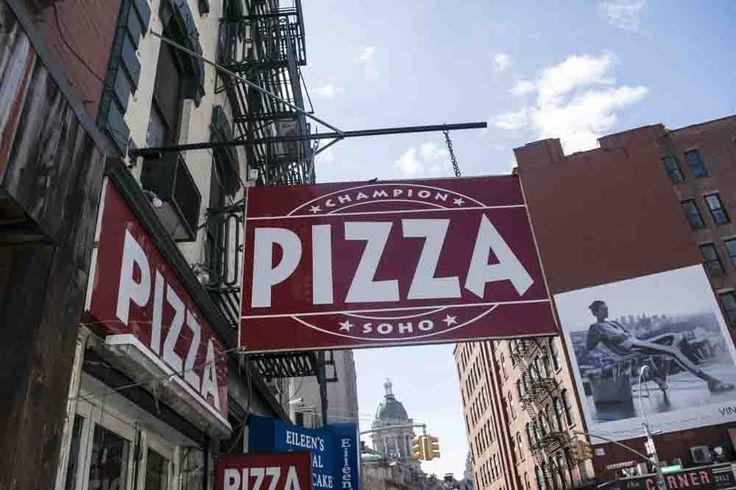 Pizza NYC Italia