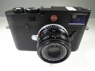 Leica M10 images leaked online