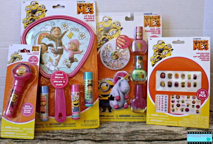 Have you seen Despicable Me 3 yet? We saw it recently and my 8-year-old loves it. All she talks about right now is that movie. So of course when we saw that TownleyGirl has out a new line of Despicable Me 3 cosmetic and hair products we had to get some to try out to [...]