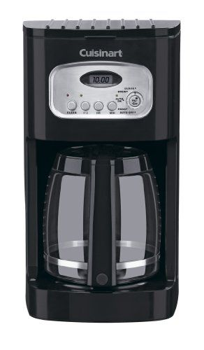Cuisinart DCC-1100BK 12-Cup Programmable Coffeemaker, Black Cuisinart,http://www.amazon.com/dp/B000N22JPE/ref=cm_sw_r_pi_dp_uXZxsb1AKRJC6MAQ
