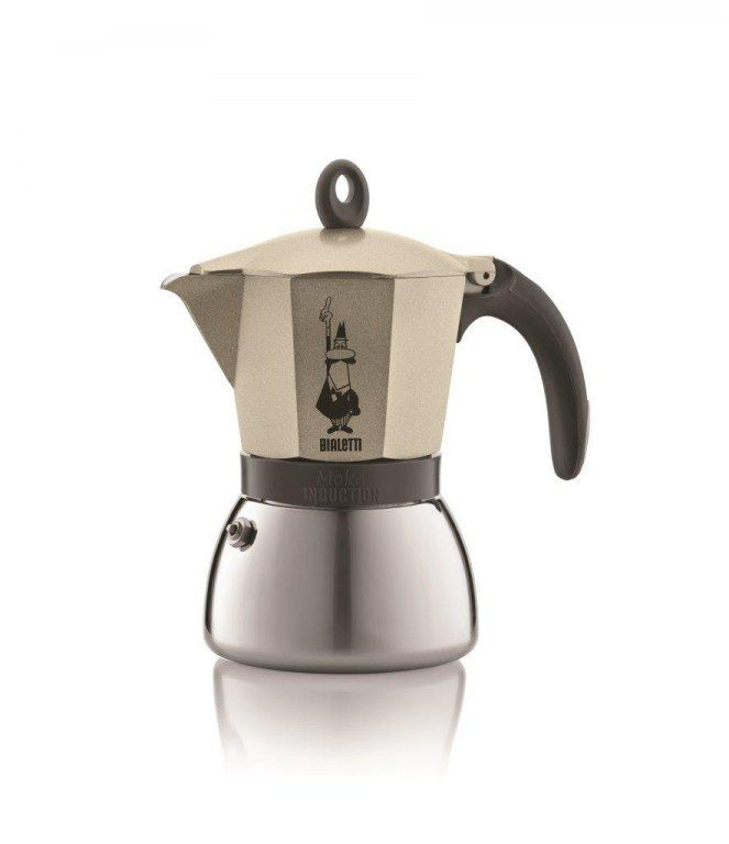 Bialetti Induction Gold 6 tasses