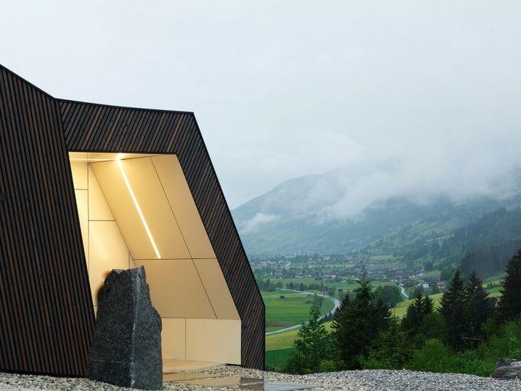 Elegant Gallery Of Mountain View House / SoNo Arhitekti   14