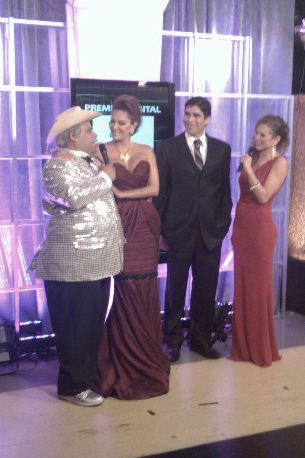 Host: Ninel Conde @ 2011 Premios de la Radion ( Estrella TV Network )