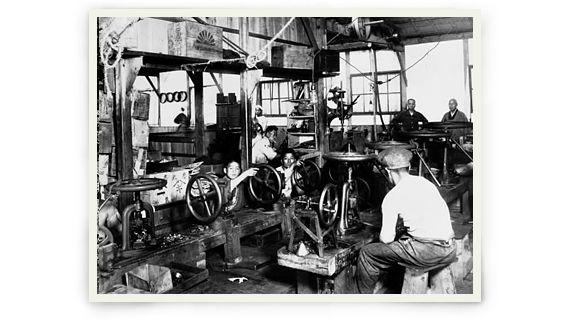 1922年(大正11年) - 社史 - 歴史 - 企業情報 - Panasonic | 歴史 ...