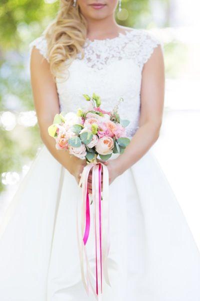 Букет невесты. Кубинская свадьба от Wedkitchen