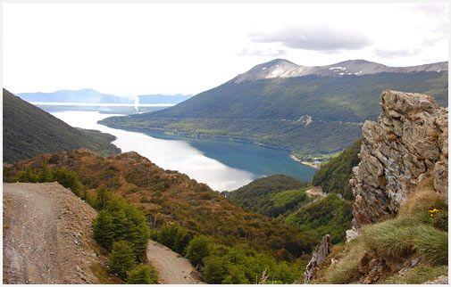 Paso Garibaldi - Tierra del Fuego