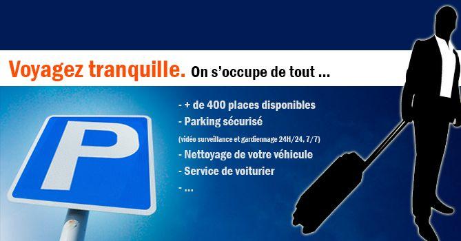 Parking Roissy Tarif à Louvres, Île-de-France http://www.parking-roissy-tarif.com