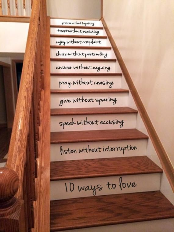 Stair Stickers Stair Decals Stair Riser Decal Staircase Decals Home Decor Se181 Stair Decals Stair Decor Stair Riser Decals