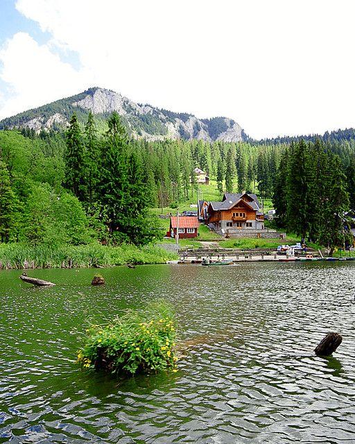 Gyilkos tó - Erdely, Szekelyfold, Romania