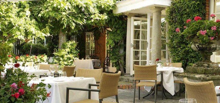 Vetiver Restaurant, Chewton Glen