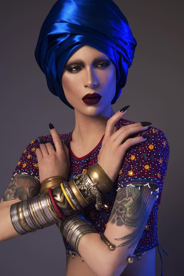 I'm hungry for the power - Miss Fame by Adam Ouahmane.