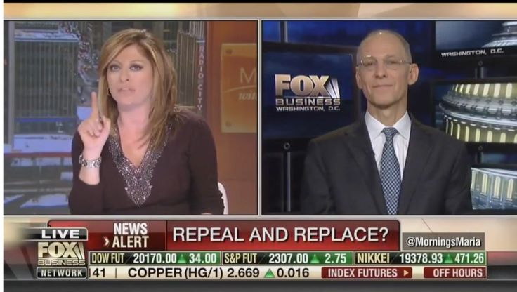 VIDEO: Maria Bartiromo makes MINCEMEAT of Obamacare Architect on live television