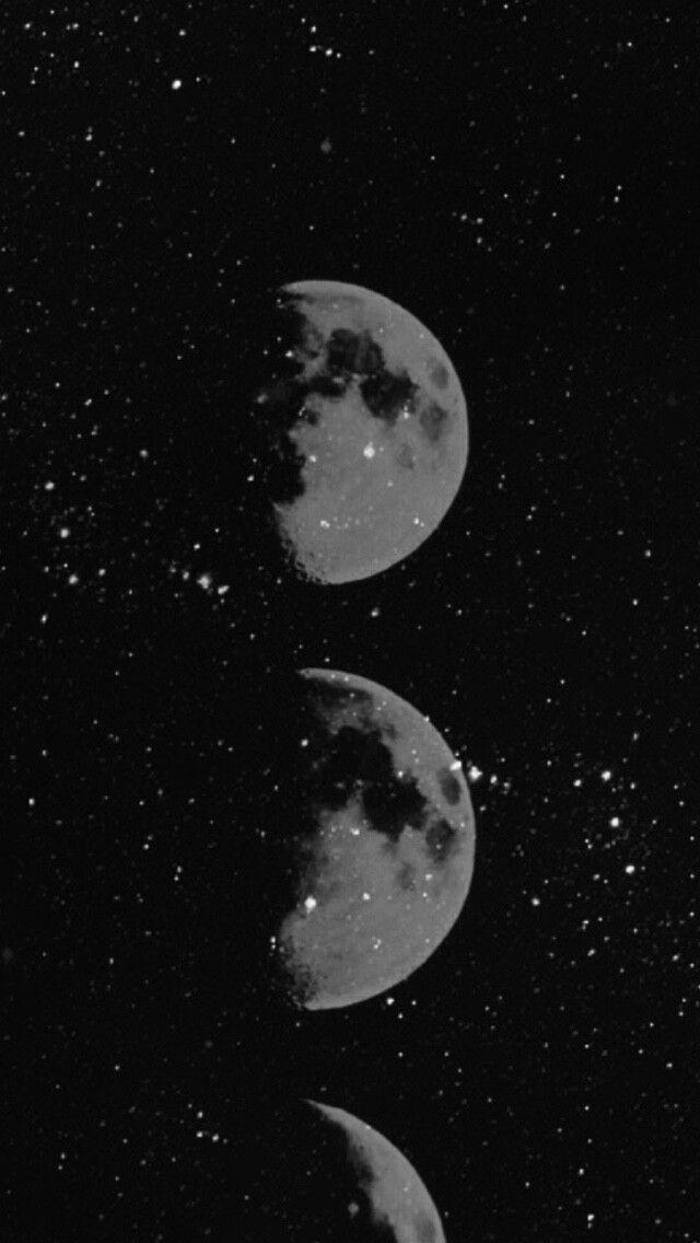 space black aesthetic - 640×1136