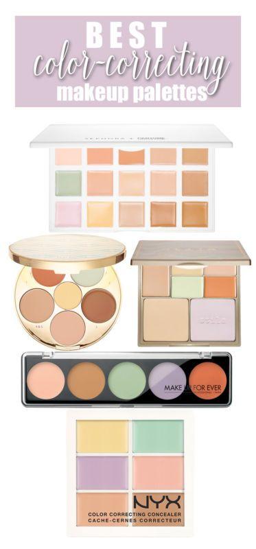 Best Color-Correcting Makeup Palettes
