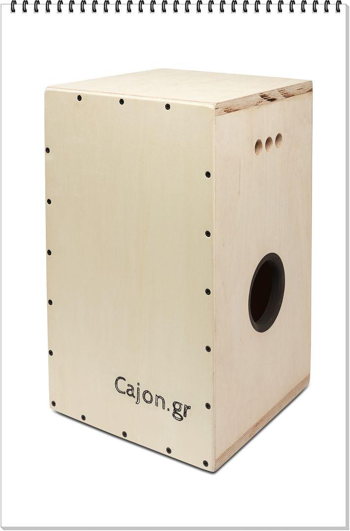 Cajon handmade music box percussion instruments