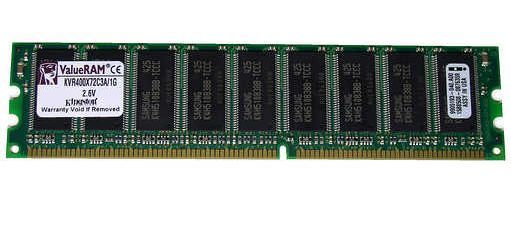 Paměť RAM