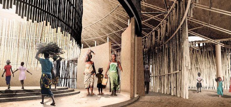 Gewinnerprojekte des Kaira Looro Wettbewerbs für ein Kulturzentrum im Senegal