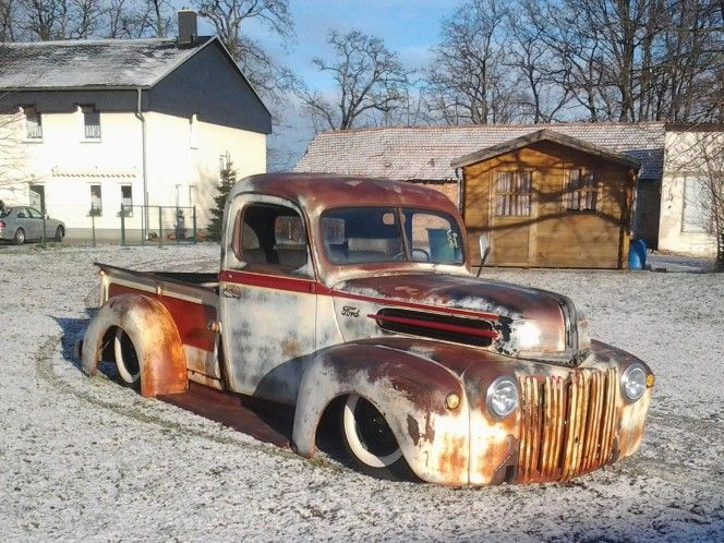 47 Ford Truck