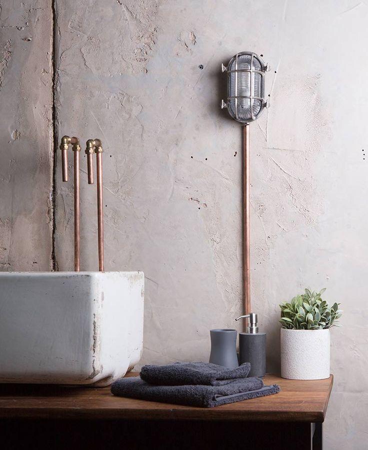 Bathroom Vanity 3 Light Fixture Aged Bronze Mason Jar Wall Lighting Allen Roth: Best 25+ Industrial Bathroom Lighting Ideas On Pinterest