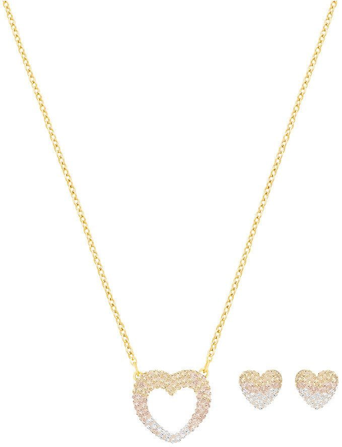 Enjoy Pointillage Set, Gold tone for Valentine's Day   https://api.shopstyle.com/action/apiVisitRetailer?id=618484843&pid=uid2500-37484350-28