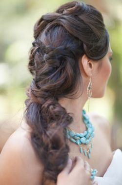 This braid is gorgeous!