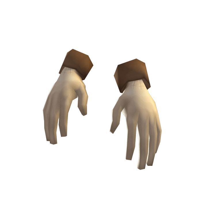 Creamy Gloves