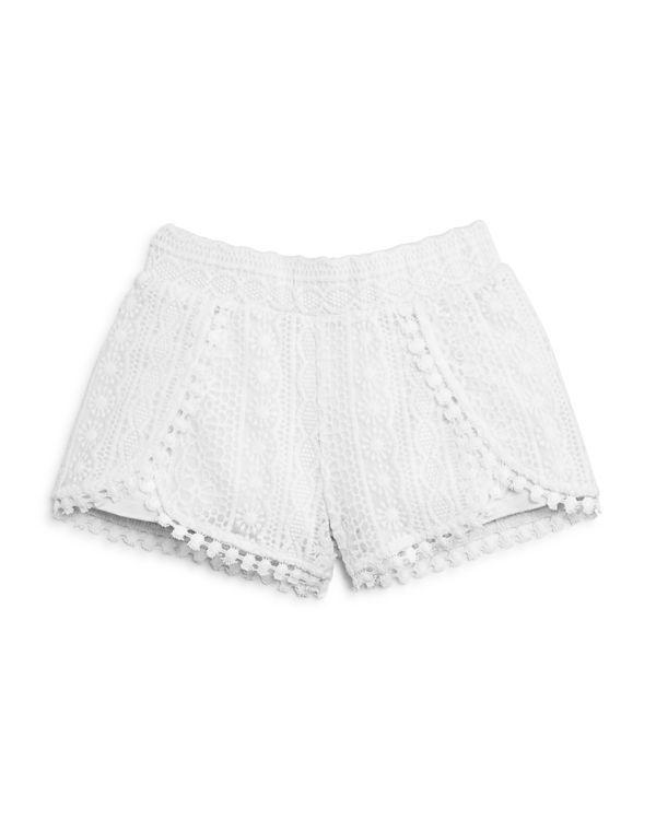 Design History Girls' Lace Shorts - Sizes 2-6X