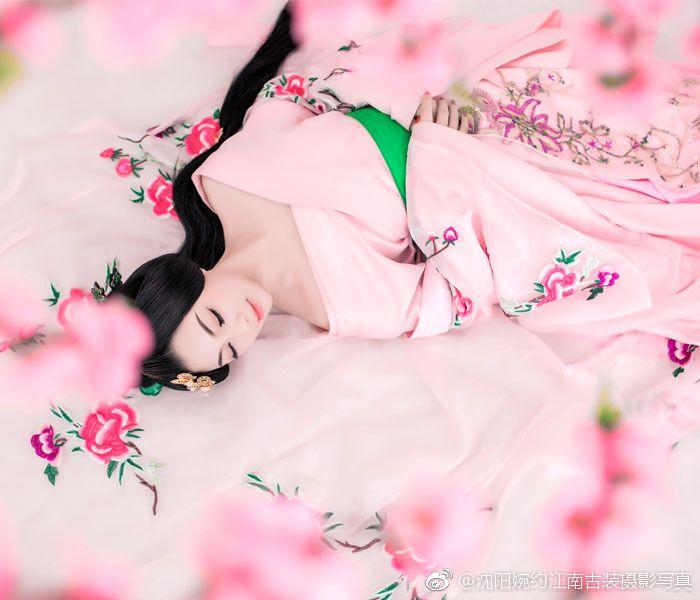 #沈阳最美古装写真#
