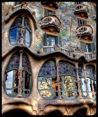 Casa Batll. Barcelona